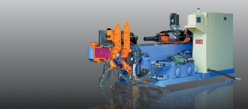 Giętarka elektryczno-hydrauliczna YLMCNC70
